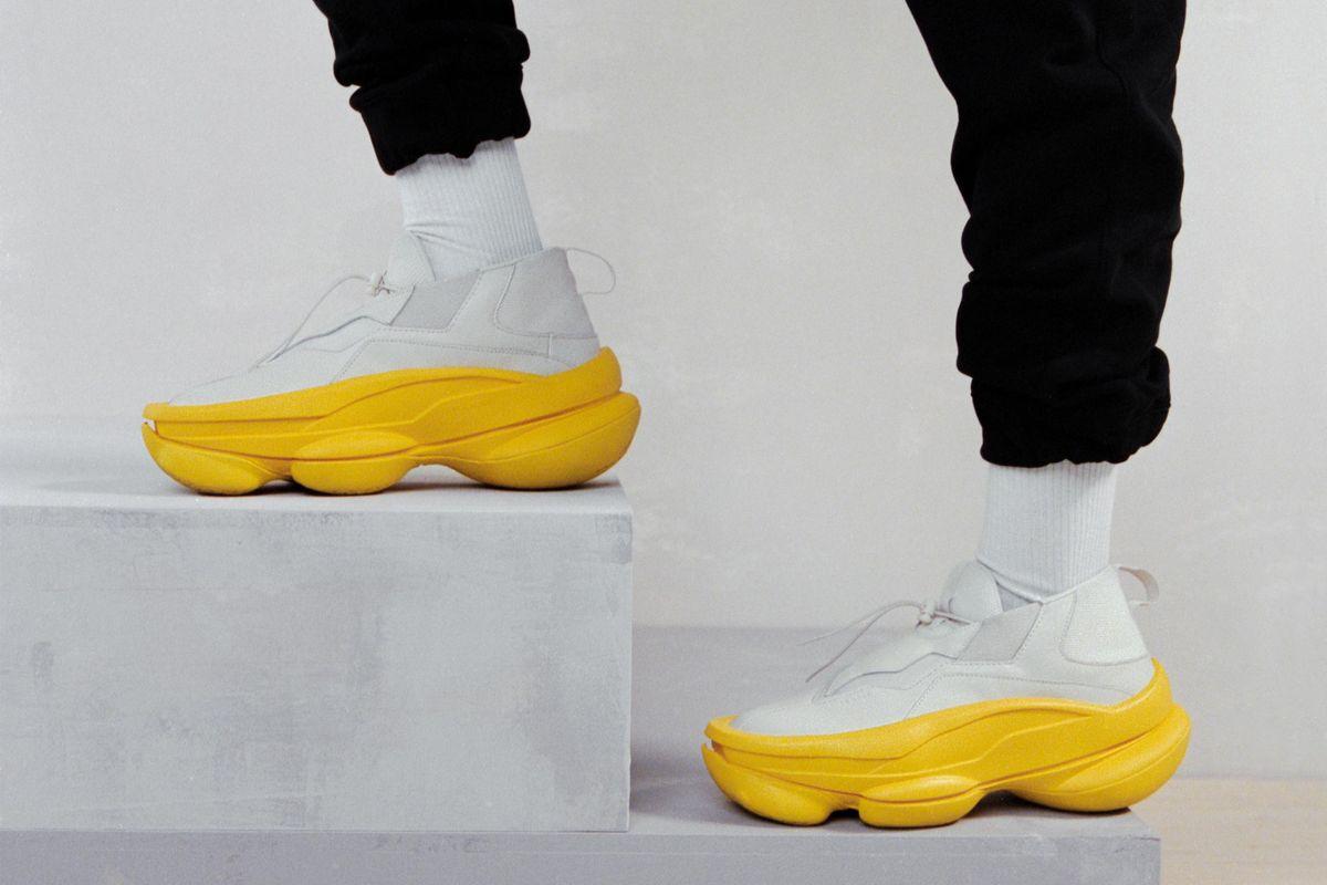 Pyer Moss Has a New Sculpt Sneaker Coming