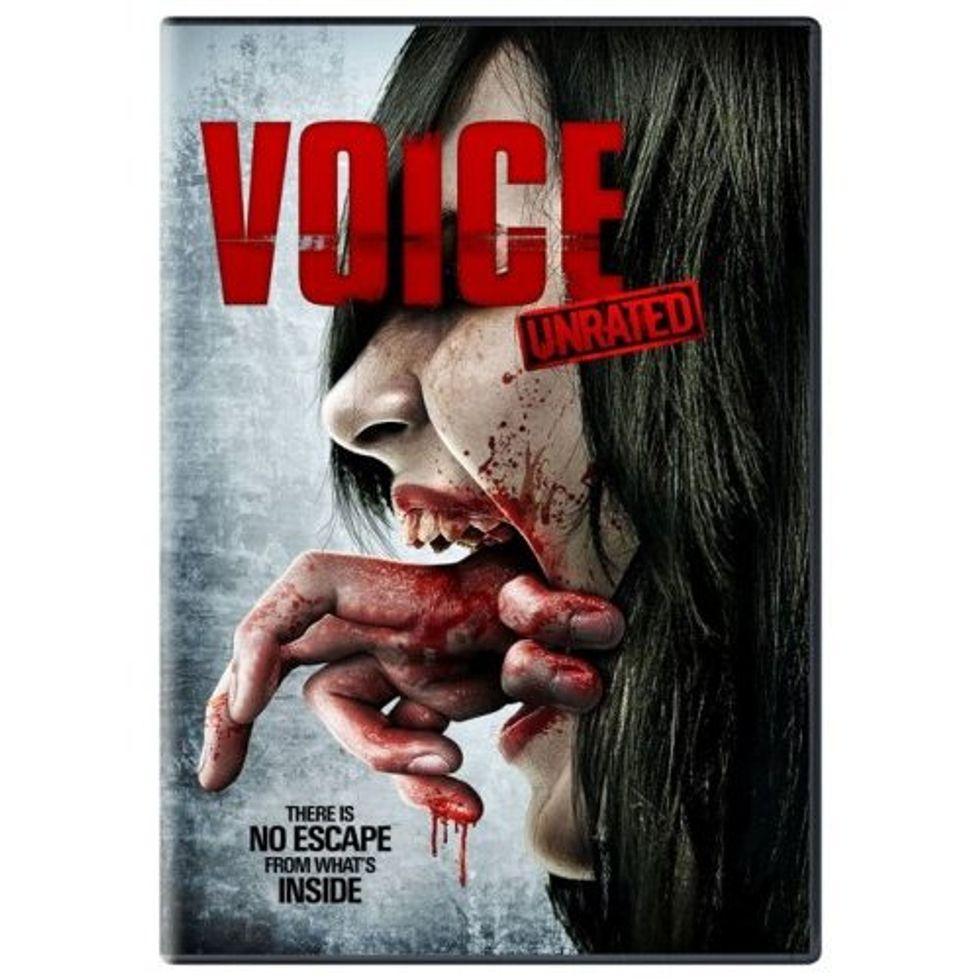 Creepy Korean Flick: Voice