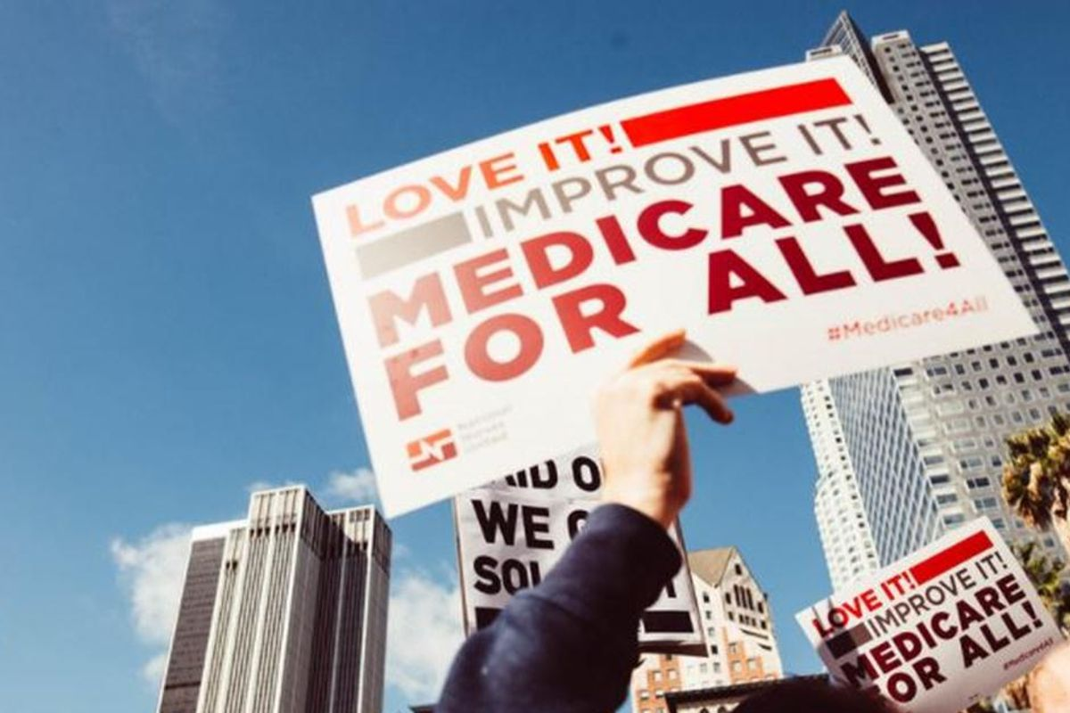CBO shows Medicare for All could cover everyone for $650 billion less per year