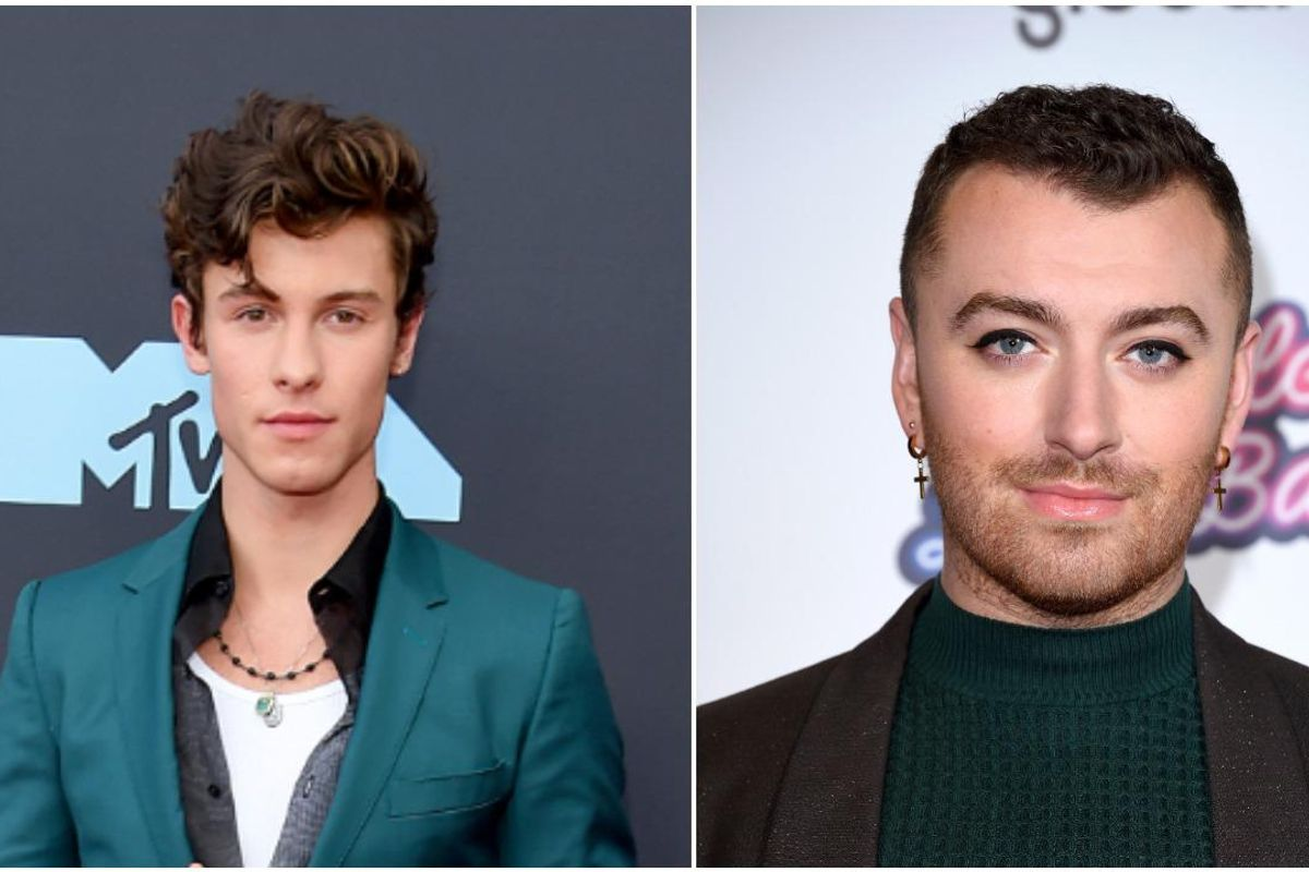 Shawn Mendes Apologizes to Sam Smith For Misgendering Them
