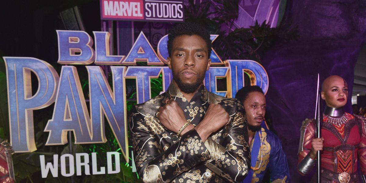 'Black Panther' Will Not Recast Chadwick Boseman's Role