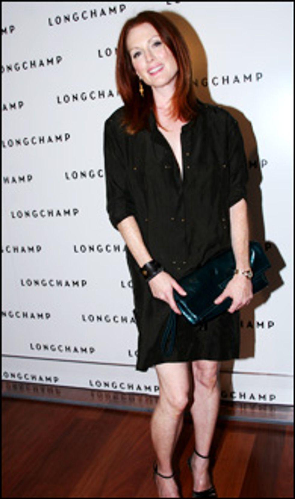 Longchamp's 60th Anniversary Bash