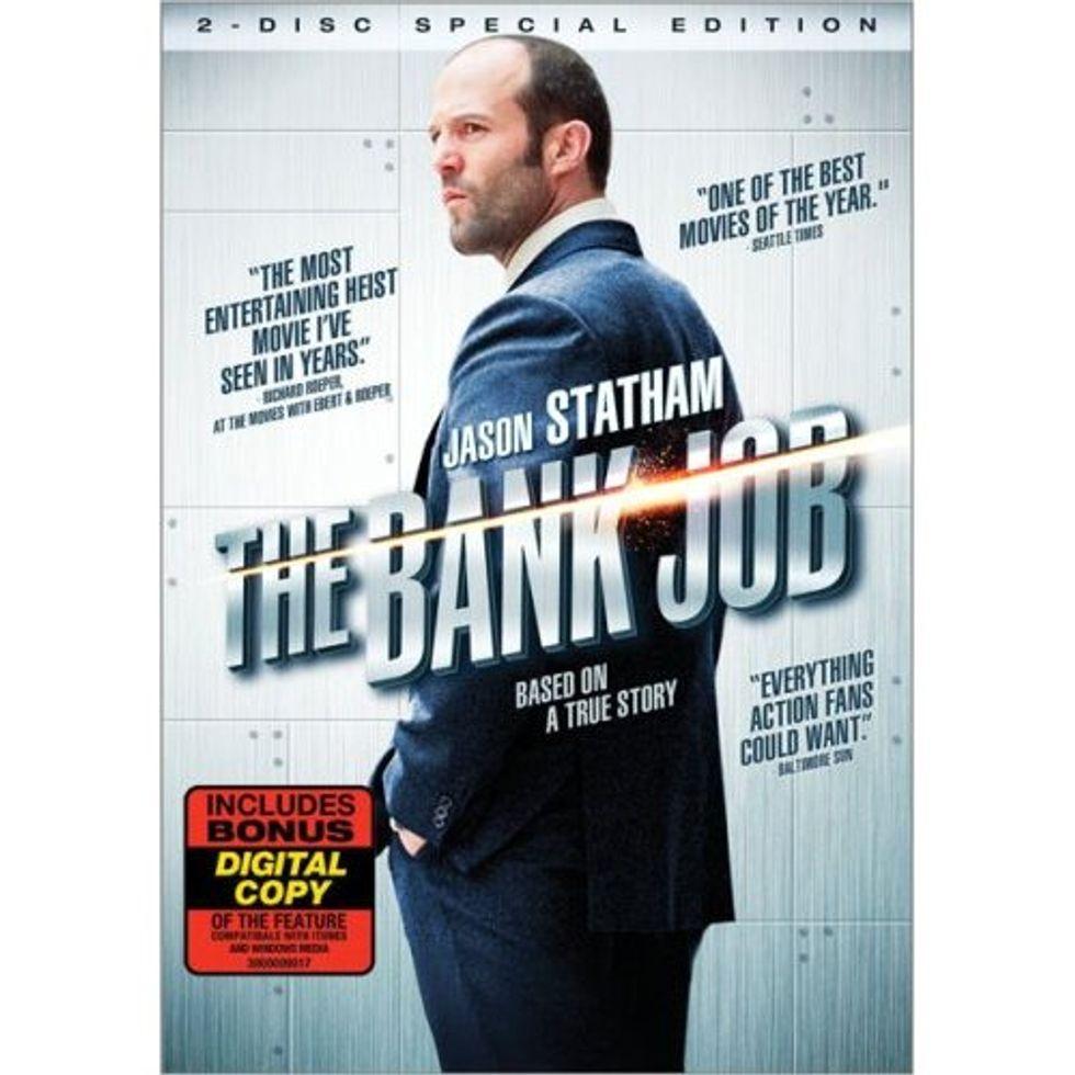 The Bank Job On DVD!