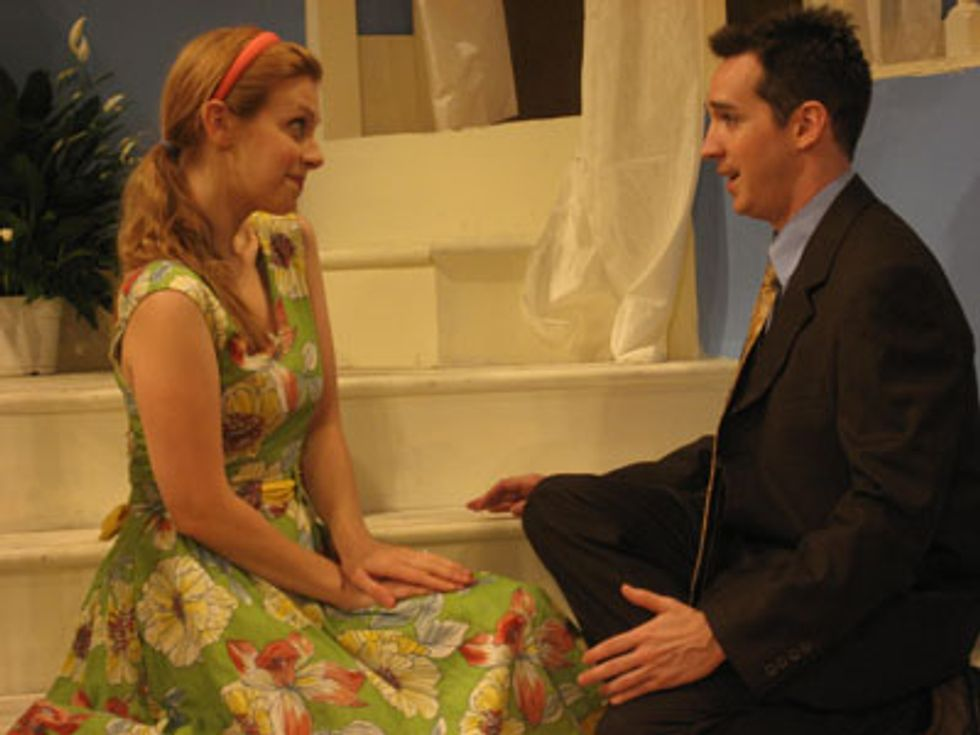 Stage Notes: The Wedding Play