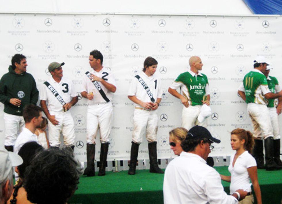 Polo Season Kicks Off With a Stylish Bang