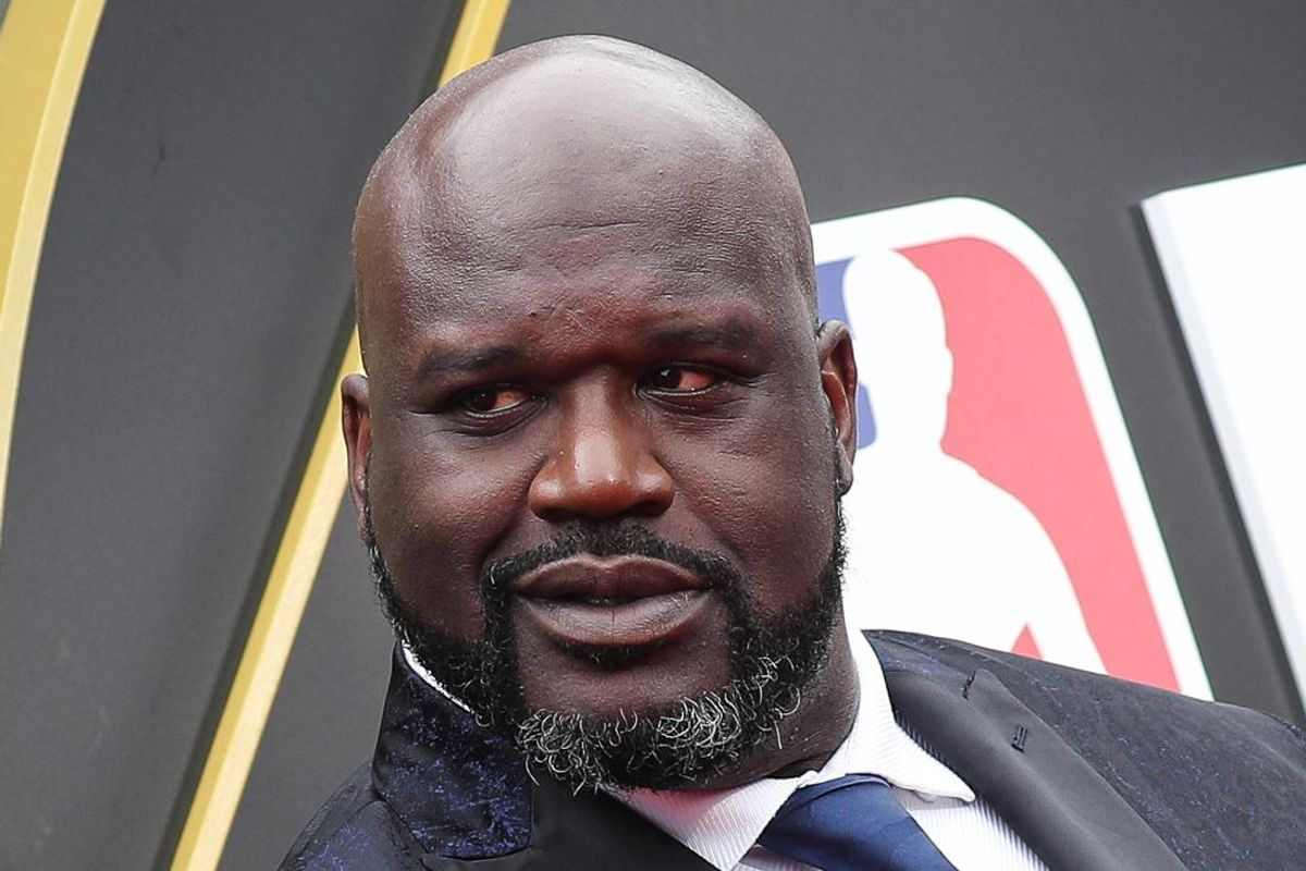 Shaq Sends Thirsty Comment on Meg Thee Stallion's IG Live