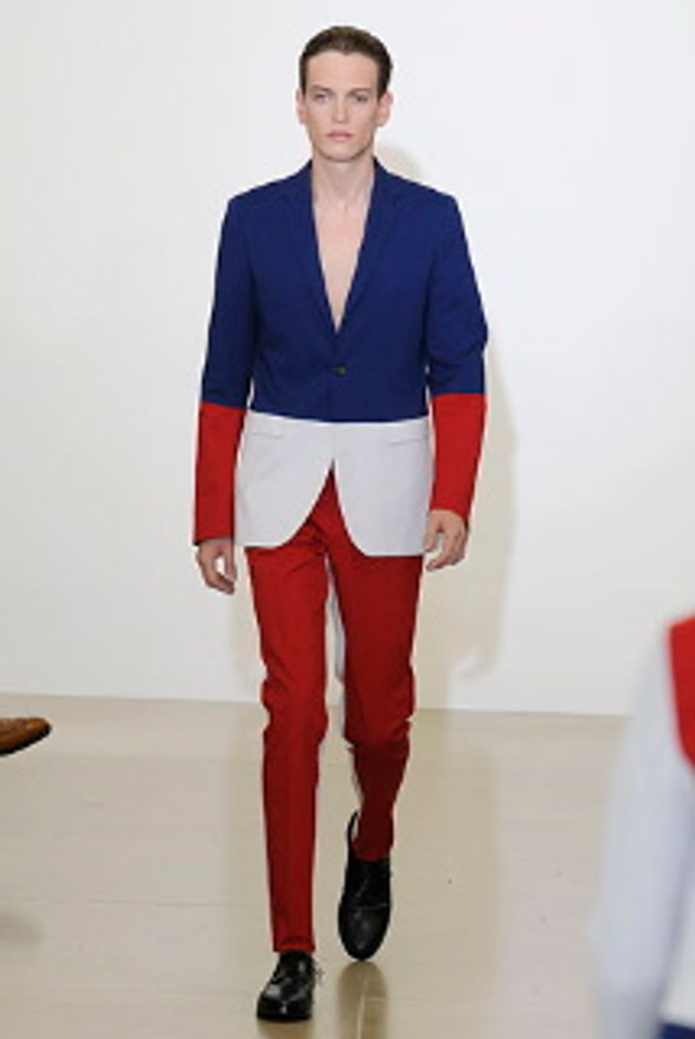 Men's Trends SS09: Jil Sander