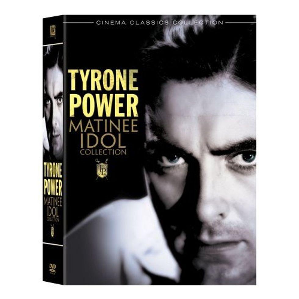 Tyrone Power: Matinee Idol Collection!