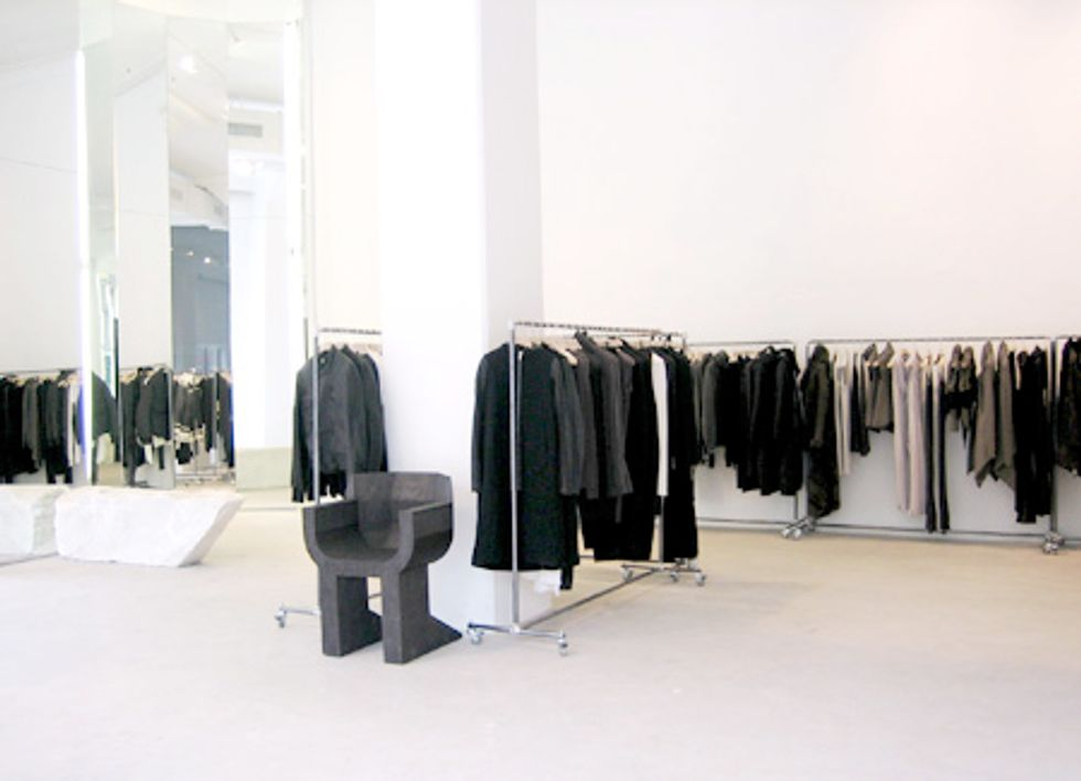 Shop of the Week: Rick Owens
