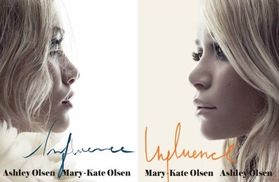 Mary-Kate & Ashley Olsen's Influence Now Available for Pre-Order!