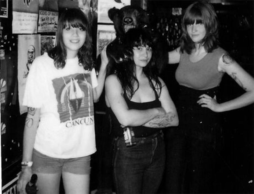 """Song of the Week: """"Where Do You Run To"""" by the Vivian Girls"""