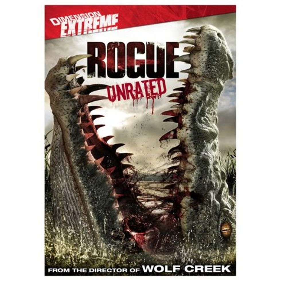 """Rogue Is an """"Incredibly Taut Thriller"""""""