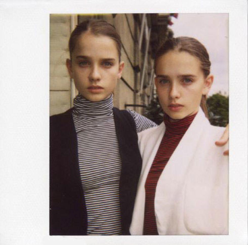 Enchantée (x 2) with Elite Paris' Lazic Twins