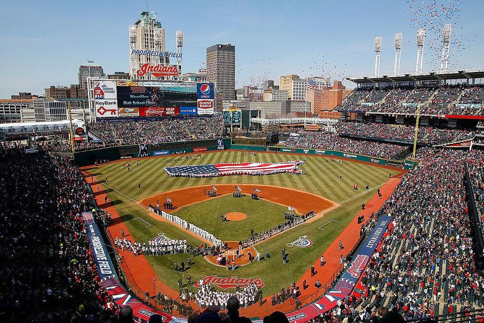 Report: Cleveland Indians will change their name over concerns team name is racist