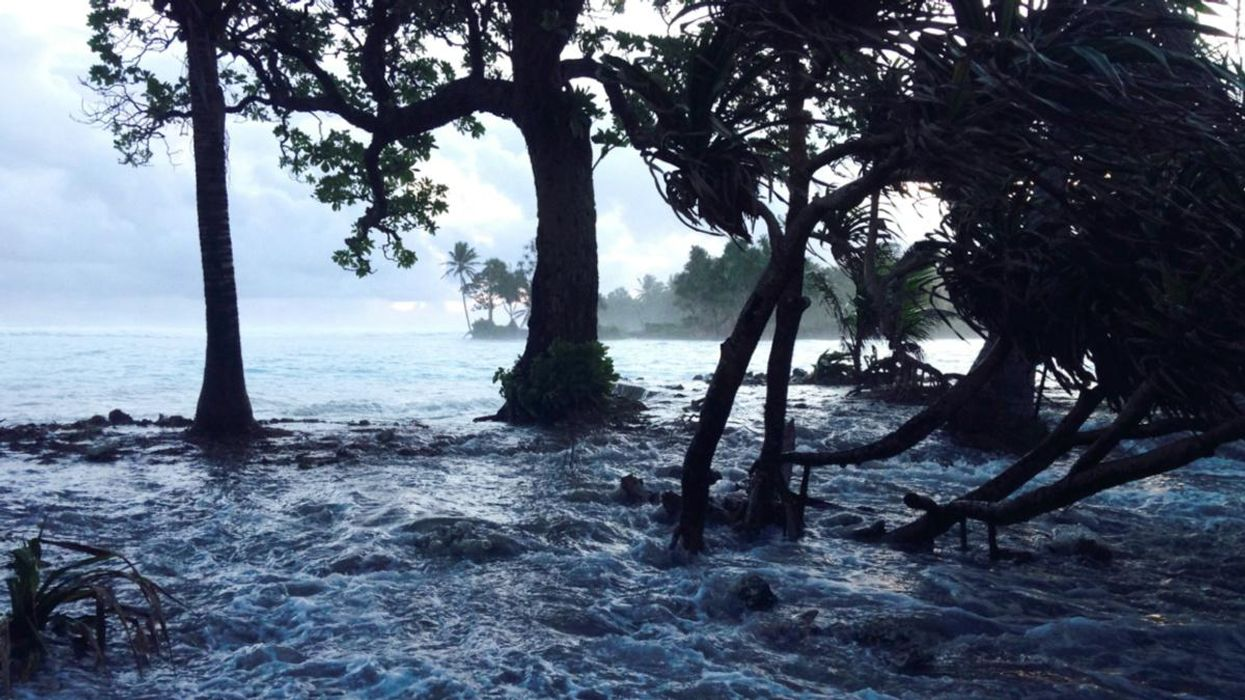 Climate Change Threatens to Destroy the Marshall Islands
