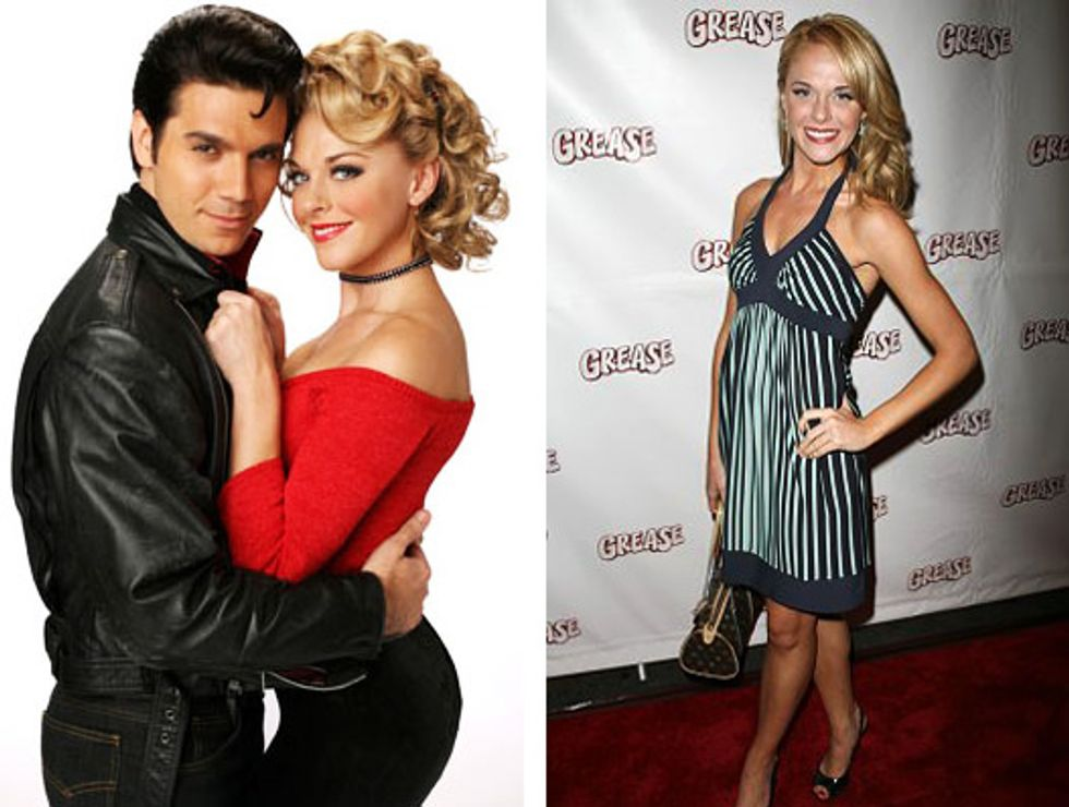 Meet Ashley Spencer, New star of Grease on Broadway