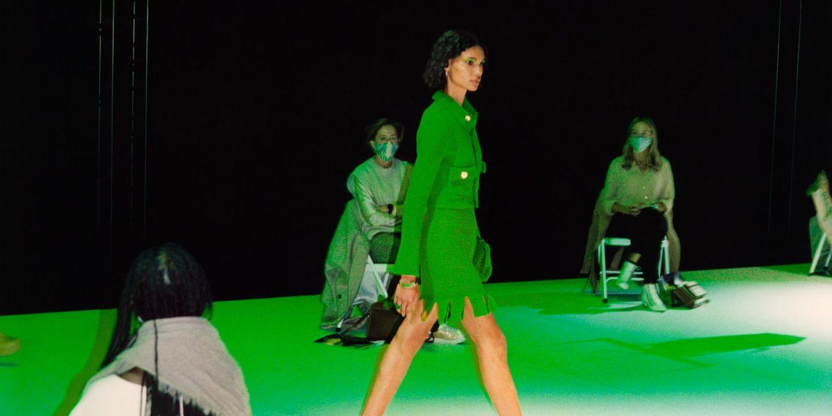 What Went Down at Bottega Veneta's Secret Fashion Show