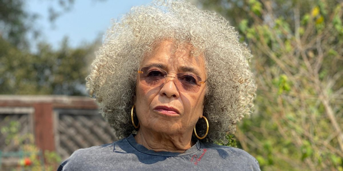 Angela Davis' New Collection Is Inspired by Black Activism