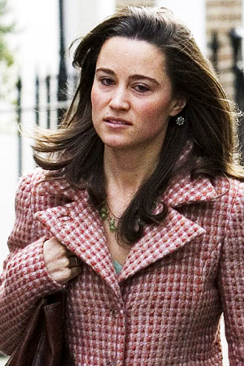 Pippa Middleton Likes an Aristo Cutie!