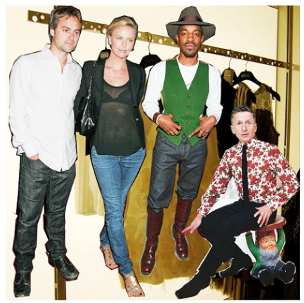 Fashion Week FÊte Alert: Launch of Benjamin Bixby at Barneys