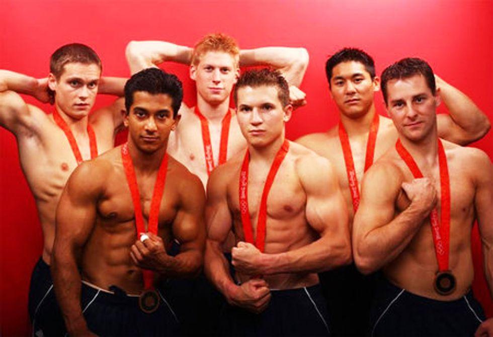 Mr. Mickey is Cuckoo Crazy for USA Olympic Gymnast Raj Bhavsar!!!!
