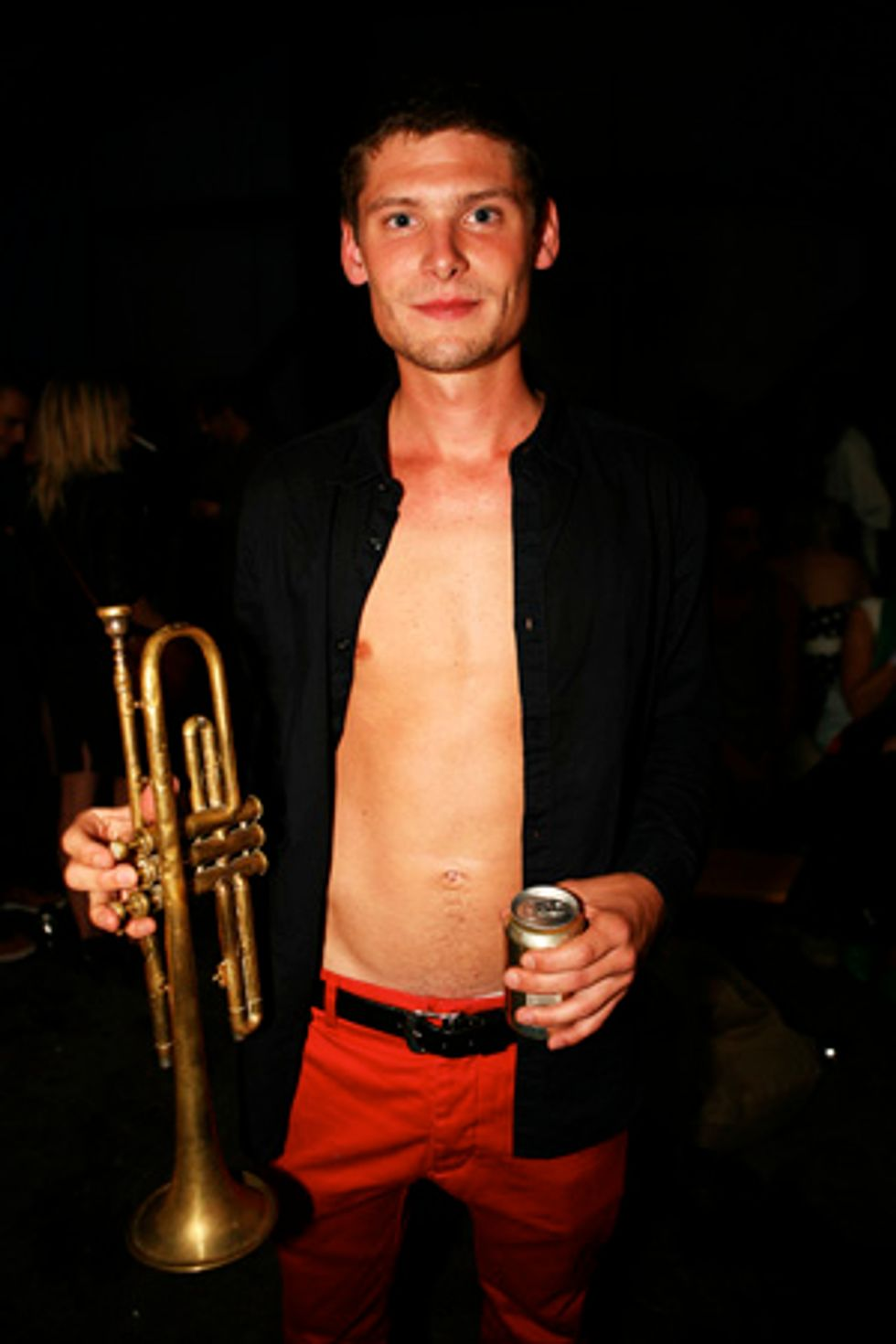 JD Ferguson's Guide to the Hot Boys of Copenhagen: Toot Toot!
