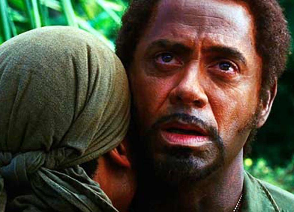 Robert Downey, Jr.: Say it Loud, He's Black He's Proud!