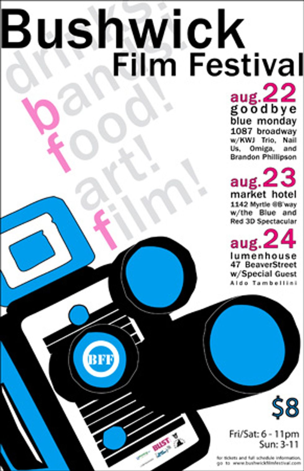 Bushwick Film Festival to Screen Sean Glass's Latest Short Benefits.