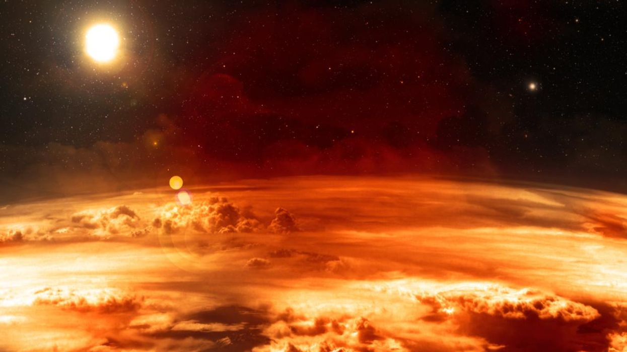 Climate Change Made Earth-like Venus Uninhabitable