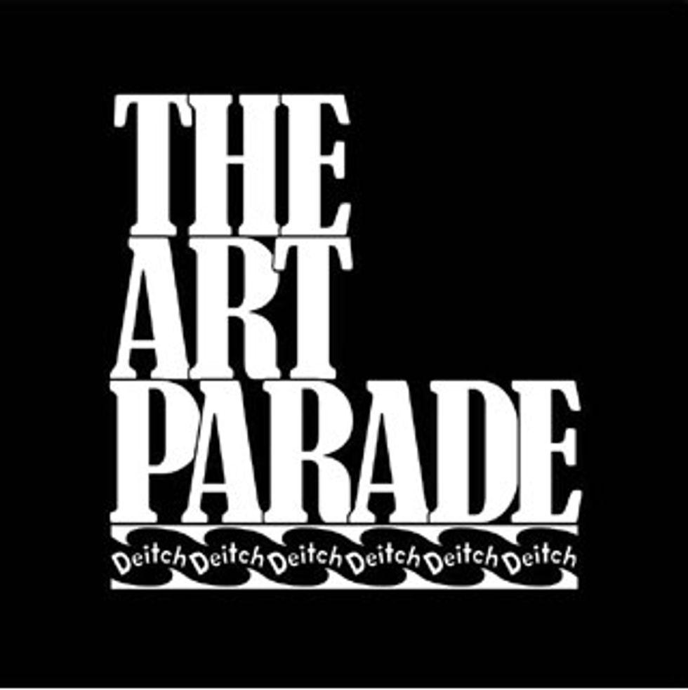 Smells like the Art Parade!
