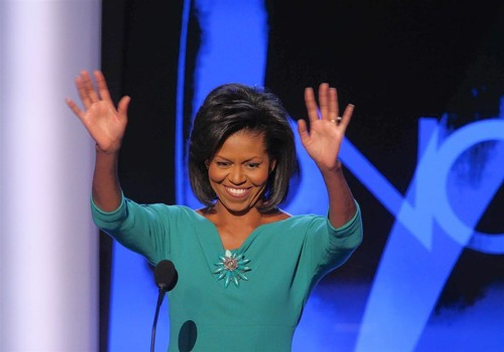 Michelle Obama's Speech: Spot-On? Definitely. Amazing? No.