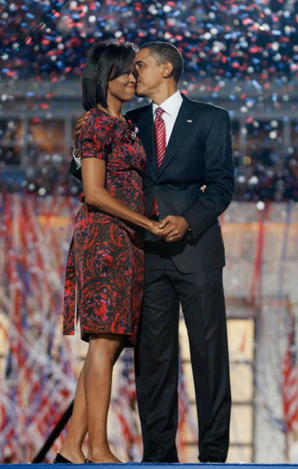Michelle Obama: Finally a Political Style Icon We Can Rally Behind!