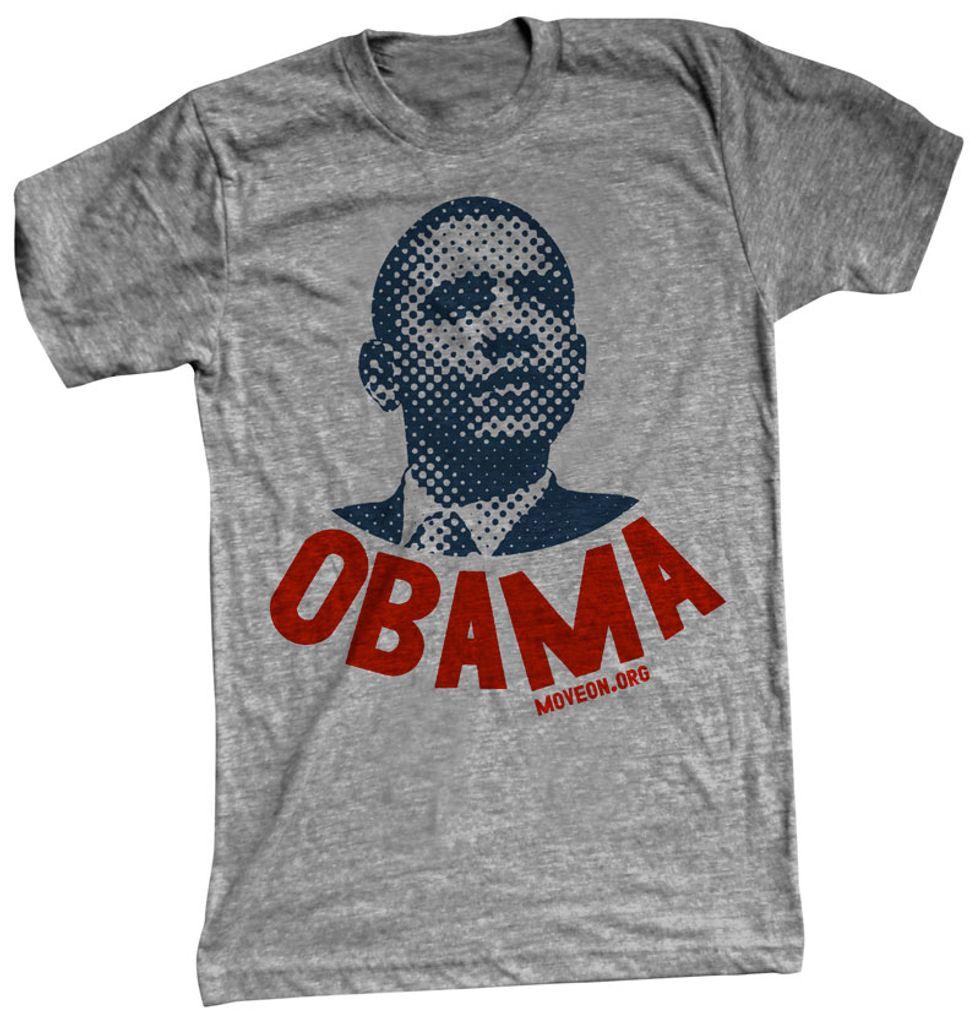 Cute Obama T-Shirt Alert!