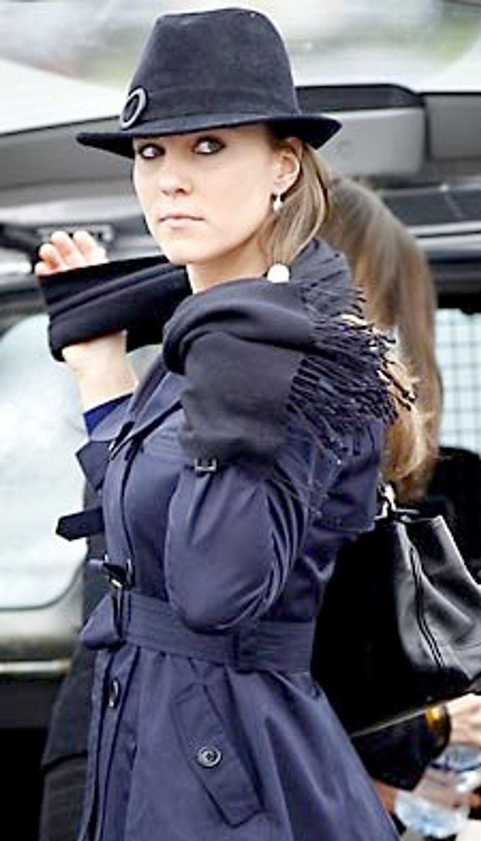 Kate Middleton Works Hard for the Money