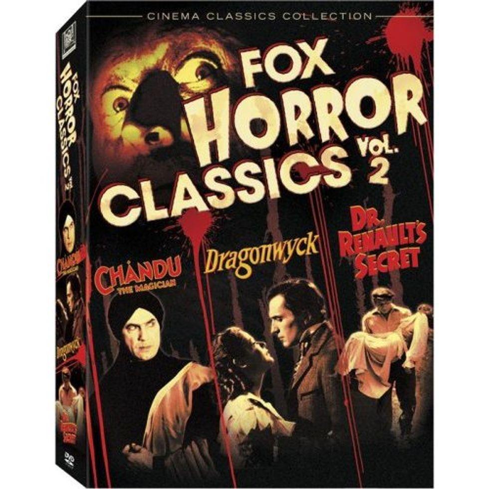 Fox Horror Classics (Vol. 2)!