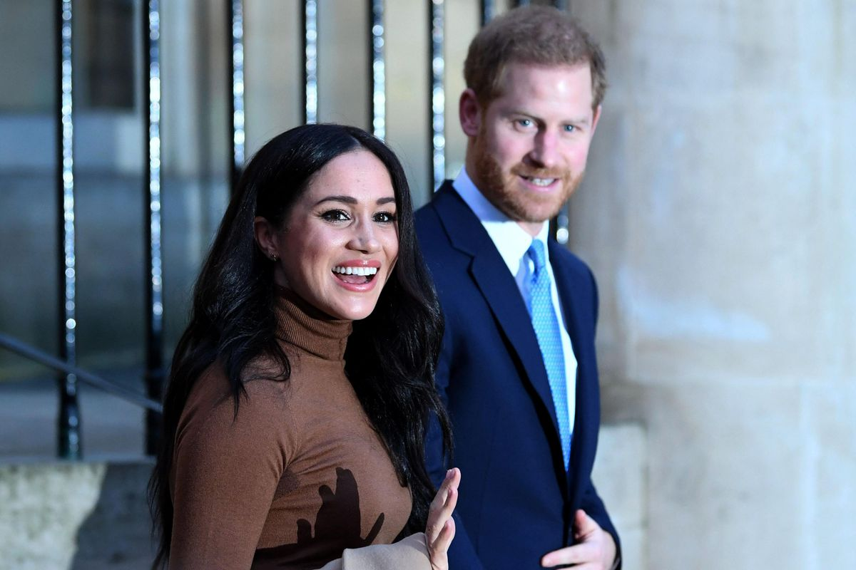 Prince Harry, Meghan Markle Are Becoming Podcasters