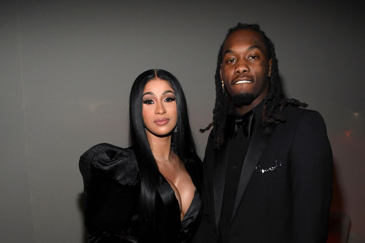 Cardi B, Offset Criticized For Crowded Birthday Party