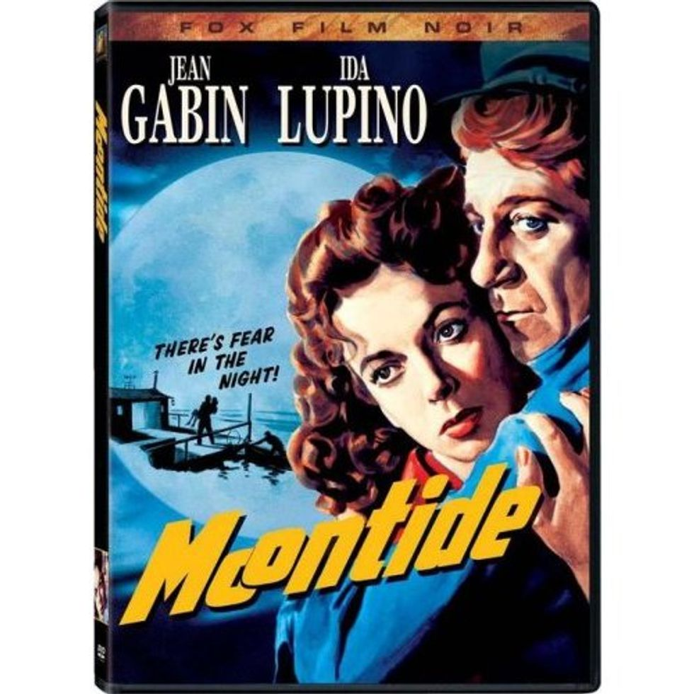 Two Film Noir Ida Lupino DVDS!