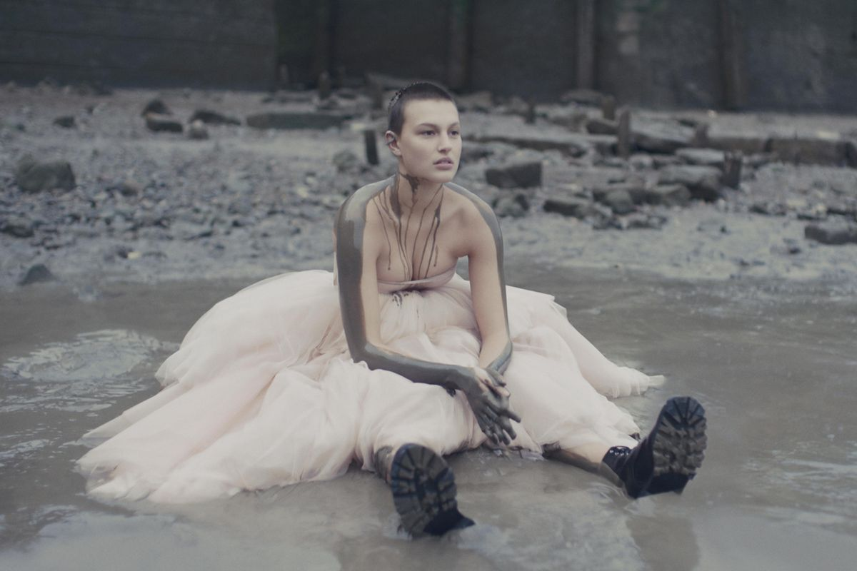 Alexander McQueen's New Film Is a Whole Mood