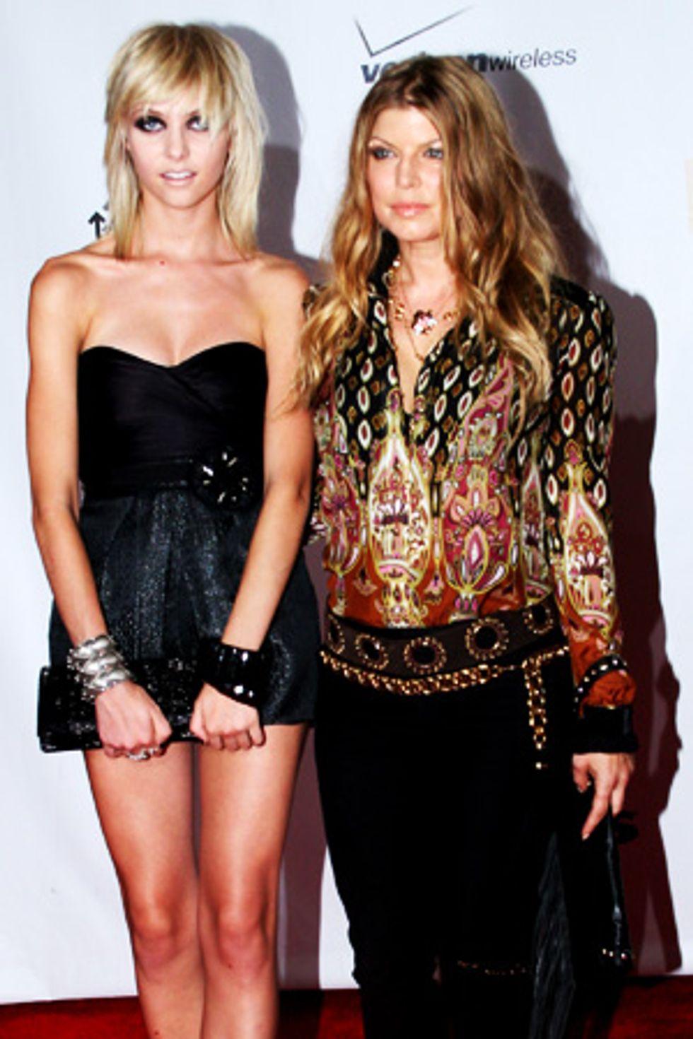 About Last Night... Fashion Rocks
