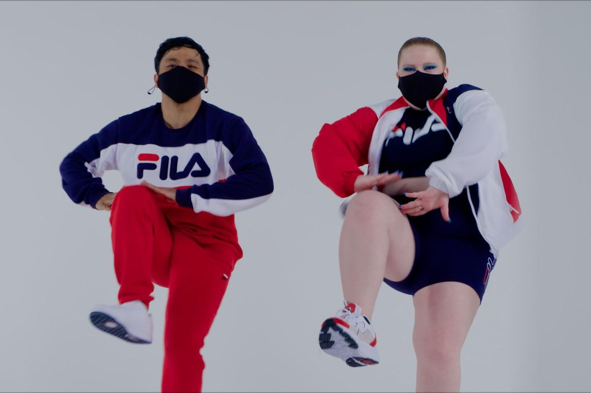 FILA Has a New Dance Challenge With Your Favorite TikTok Stars