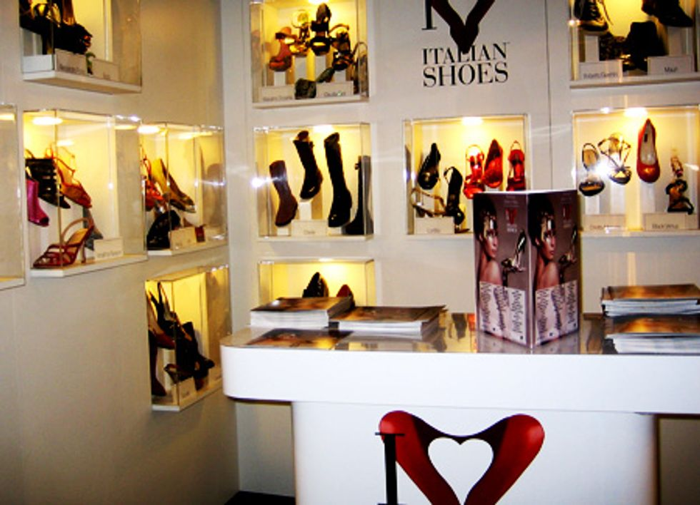 FWF Report: Italian Shoes and Ruby Slippers