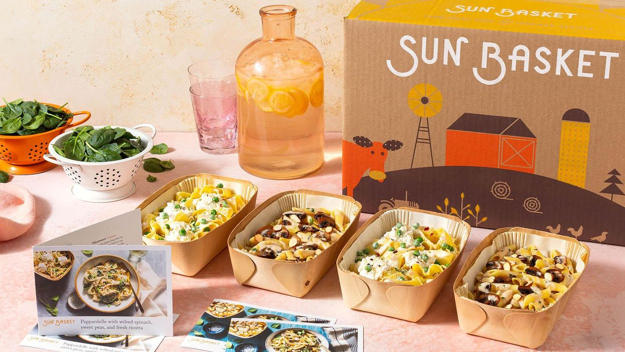 Sun Basket Meal Delivery Sets a High Bar for Healthy, Sustainable Eating