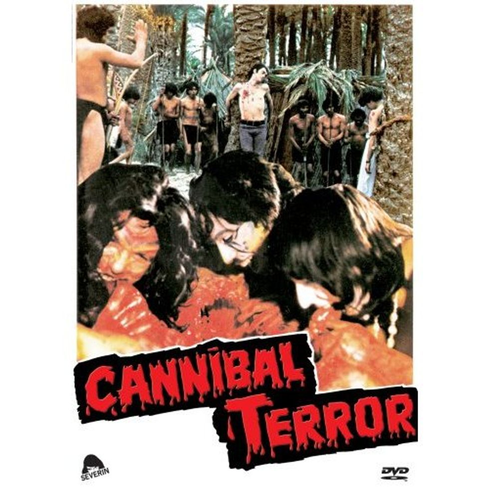 "Cannibal Terror Is ""Gut-Munching Fun!"""