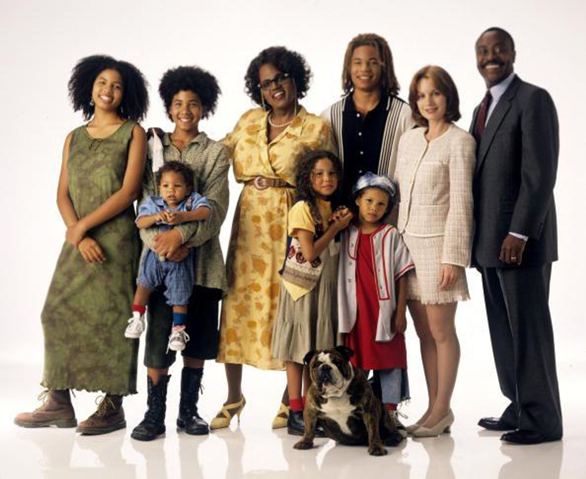7 Black TV Shows You Forgot Existed