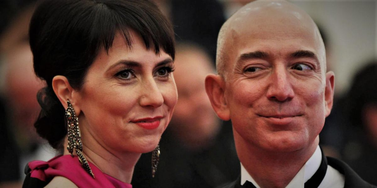 Ex-Wife Mackenzie Scott Just Publicly Humiliated Jeff Bezos