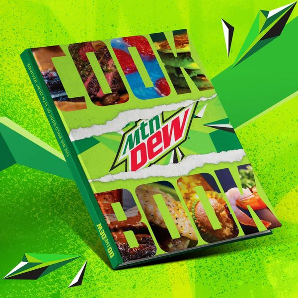 The Joy of Cooking (With MTN DEW)