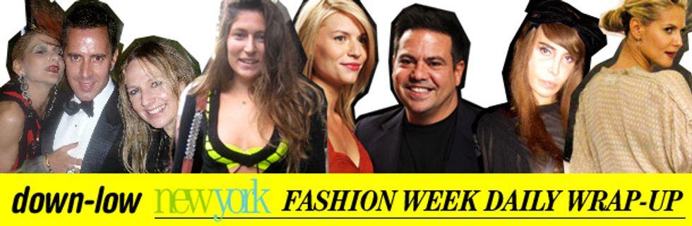 Fashion Week Daily Wrap-Up: Stella Schnabel, Sue Stemp and Heidi Kulm