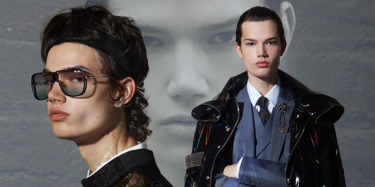 Ian Jeffrey Is the Next Model to Watch