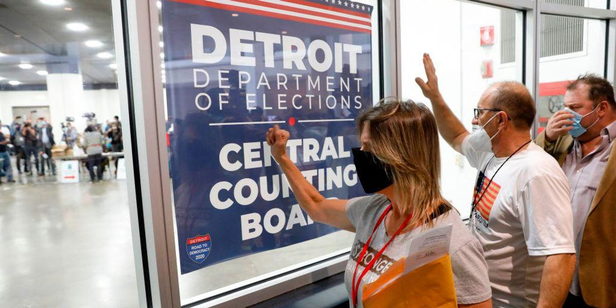 Michigan says elections department does not use compromised SolarWinds Orion software